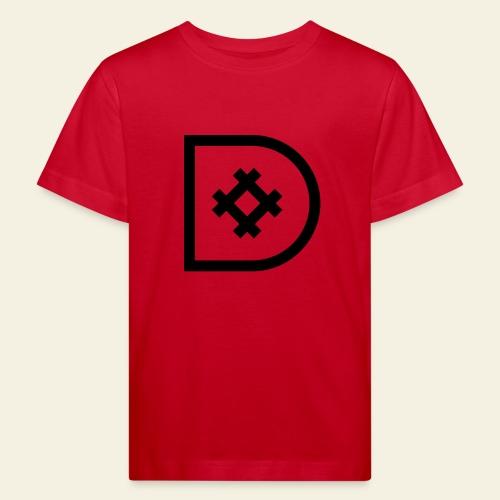 Icona de #ildazioètratto - Maglietta ecologica per bambini