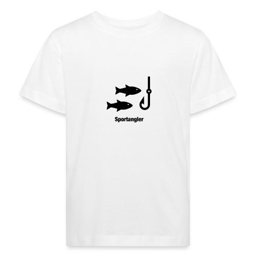 Sportangler - Kinder Bio-T-Shirt