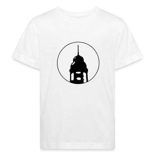 Neckarstadtblog Logo - Kinder Bio-T-Shirt