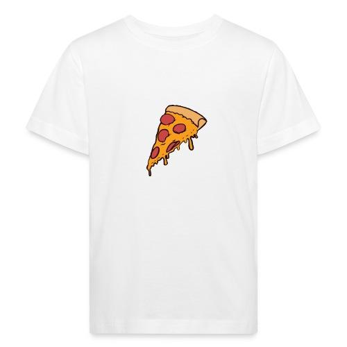 Pizza - Camiseta ecológica niño