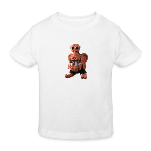 Very positive monster - Kids' Organic T-Shirt