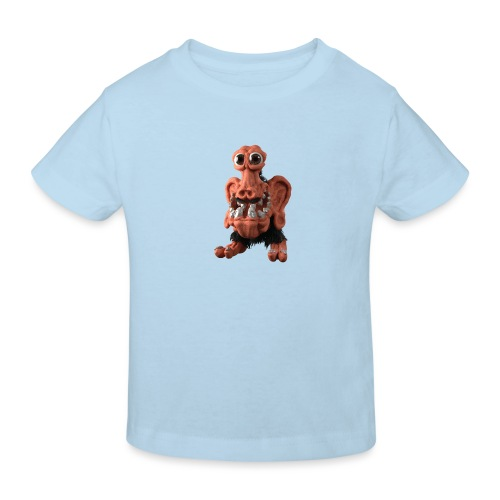 Very positive monster - Kids' Organic T-Shirt