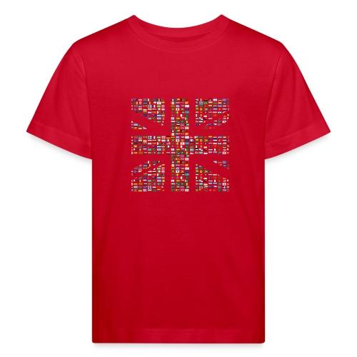 The Union Hack - Kids' Organic T-Shirt