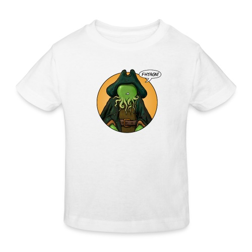 Cthulhoo Davy - T-shirt bio Enfant