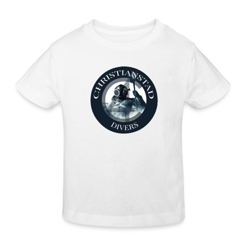 Logotype-2 - Ekologisk T-shirt barn