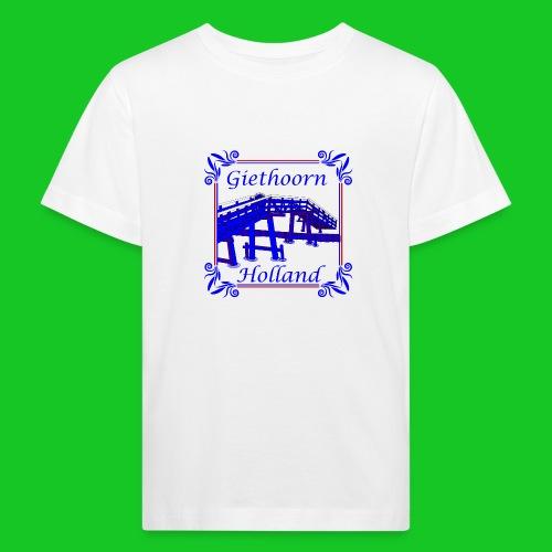 Giethoorn - Kinderen Bio-T-shirt