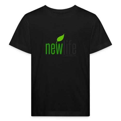 NLC LOGO - Kinderen Bio-T-shirt