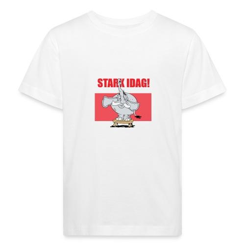 Stark idag - Ekologisk T-shirt barn