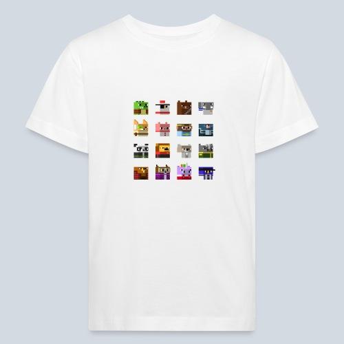 A Planet of Mine Animals - T-shirt bio Enfant