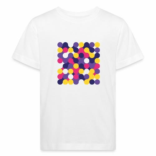 Geometric art - Kids' Organic T-Shirt