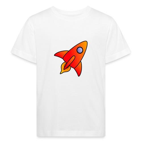 Red Rocket - Kids' Organic T-Shirt