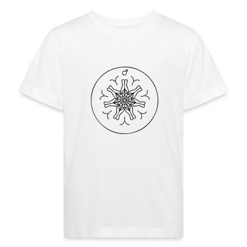 Rudis Mars Siegel - Kinder Bio-T-Shirt