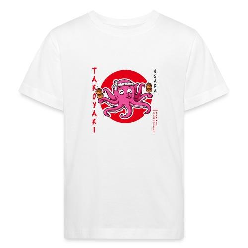 Osaka Takoyaki by Blueberry - Maglietta ecologica per bambini