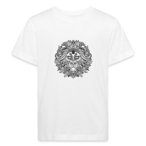 Sternzeichen Löwe - Kinder Bio-T-Shirt