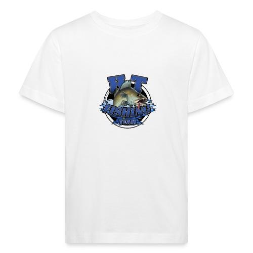 HT Fishing Team - Lasten luonnonmukainen t-paita