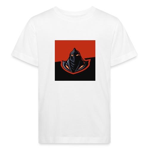 DeF Clan logo - Økologisk T-skjorte for barn
