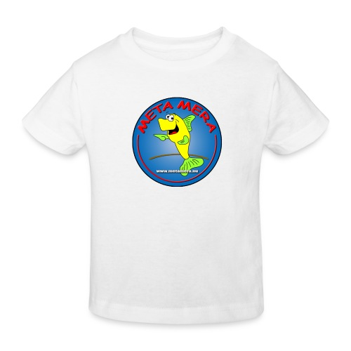 metamera_fish - Ekologisk T-shirt barn