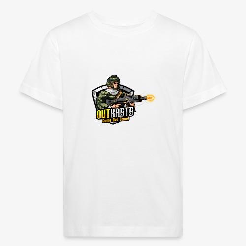 OutKasts [OKT] Logo 2 - Kids' Organic T-Shirt