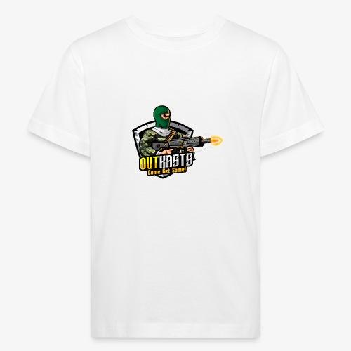 OutKasts [OKT] Logo 1 - Kids' Organic T-Shirt