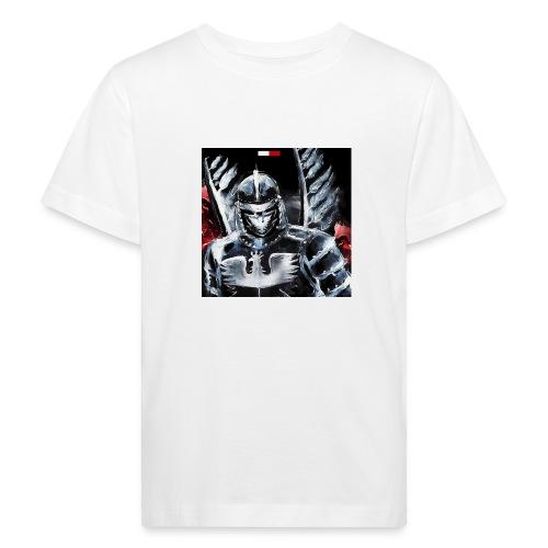 koszulka patriotyczna husaria - Ekologiczna koszulka dziecięca