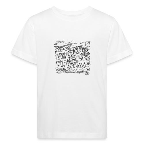 winters bos - T-shirt bio Enfant