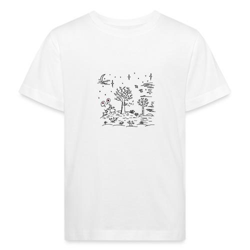 winter tafereel - T-shirt bio Enfant