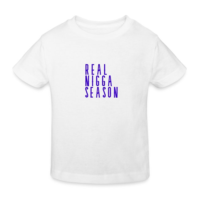 real nigga season blauw