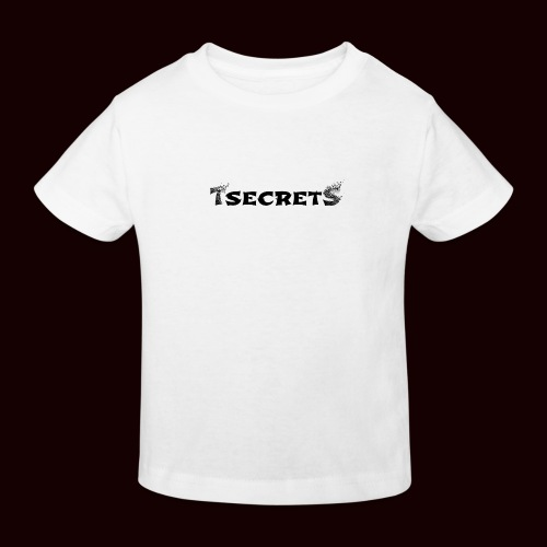 TsecretS - Kinder Bio-T-Shirt