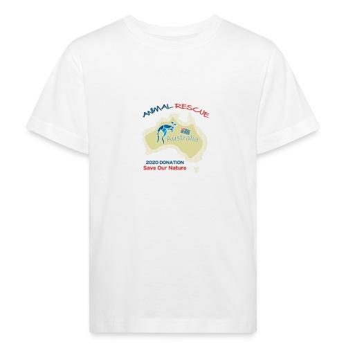 Australien - Spendenaktion - Animal Rescue - Kinder Bio-T-Shirt