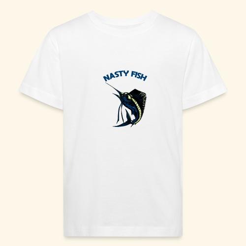Nasty Fish - Voilier - T-shirt bio Enfant