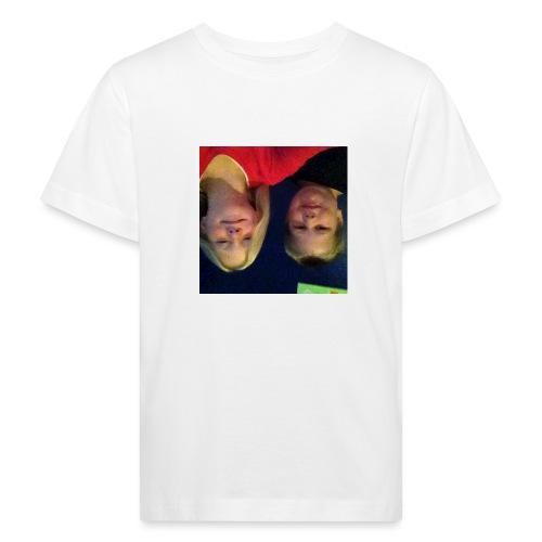 Gammelt logo - Organic børne shirt