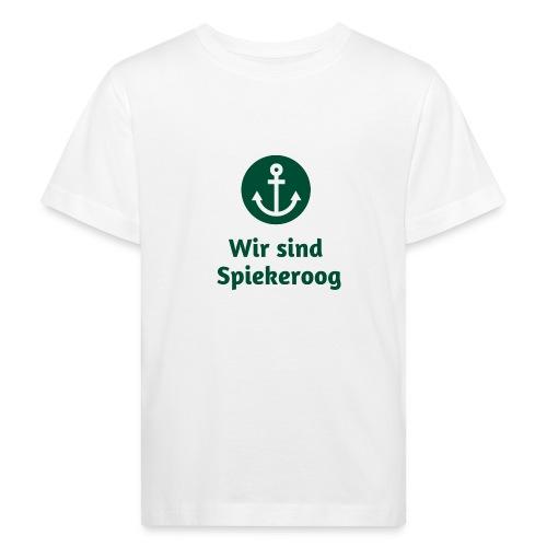 Wir sind Spiekeroog Freunde Sortiment - Kinder Bio-T-Shirt