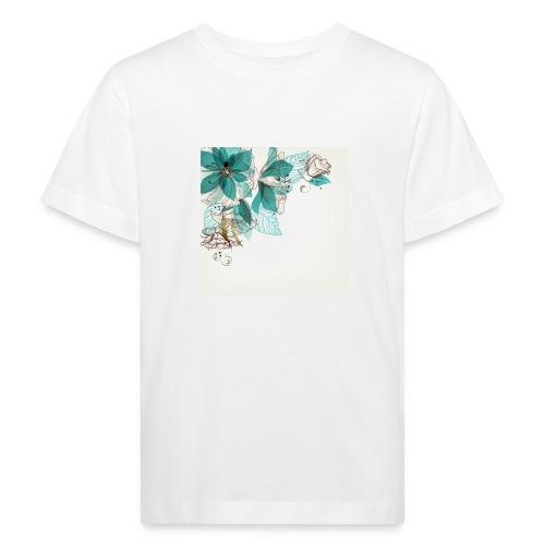 Tropical Flora - Kids' Organic T-Shirt