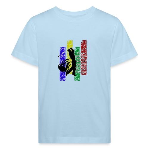 golf - T-shirt bio Enfant