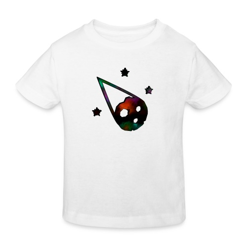logo interestelar - Camiseta ecológica niño