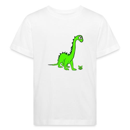 dinosauro - Maglietta ecologica per bambini