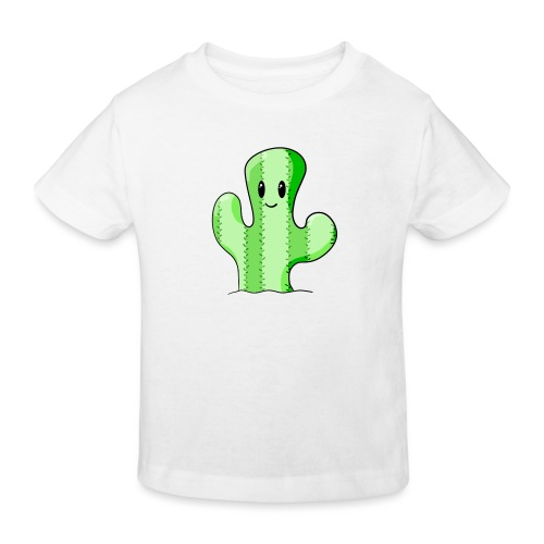 Cute Cactus - Kids' Organic T-Shirt