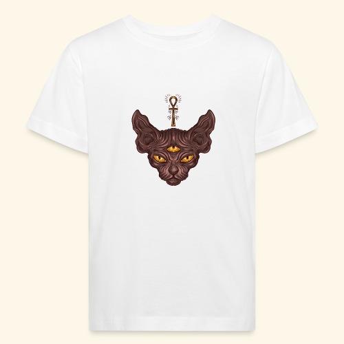 Bastet - Camiseta ecológica niño