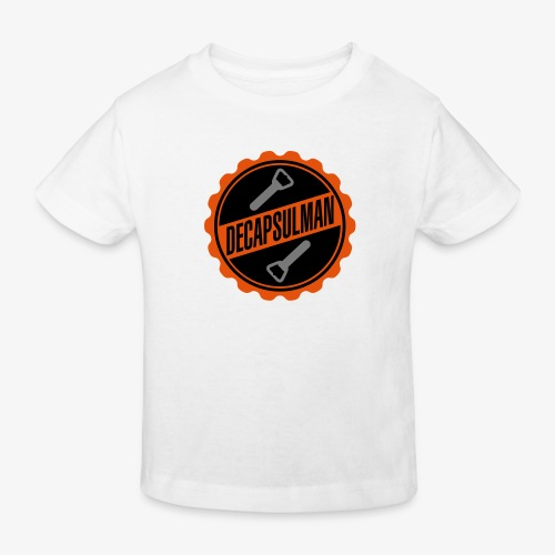 DECAPSULMAN - T-shirt bio Enfant