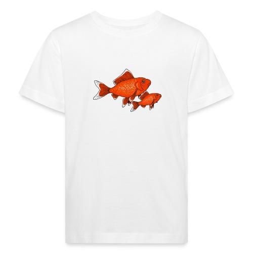 Poissons rouges - T-shirt bio Enfant