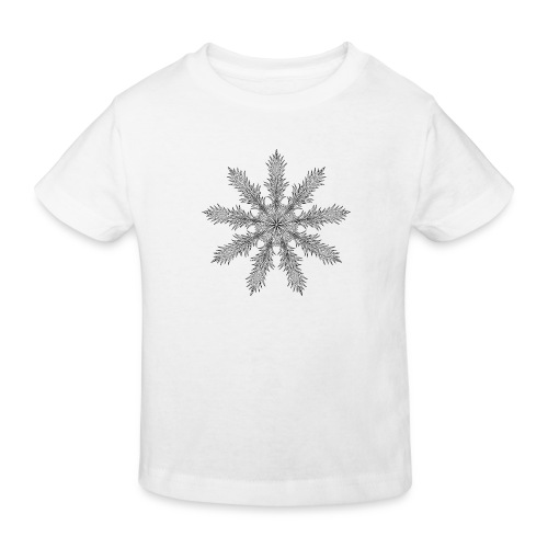 Magic Star Tribal #4 - Kids' Organic T-Shirt