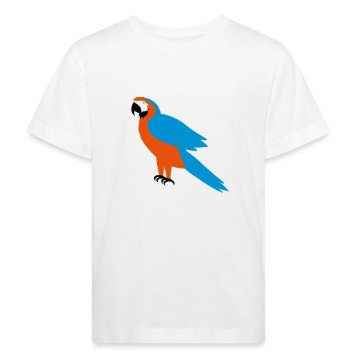 Parrot - Maglietta ecologica per bambini