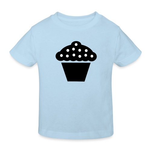 Cupcake - Kinder Bio-T-Shirt