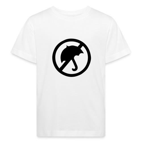 rainmakerlogo - Lasten luonnonmukainen t-paita