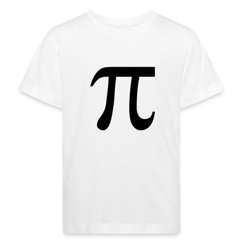 pisymbol - Kinderen Bio-T-shirt