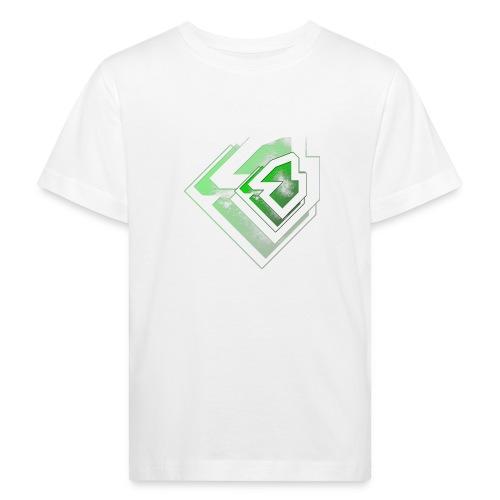 BRANDSHIRT LOGO GANGGREEN - Kinderen Bio-T-shirt