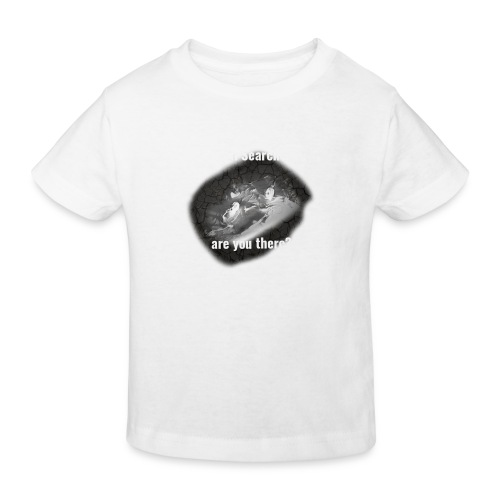 Searching For Hell Bag Black - Kids' Organic T-Shirt