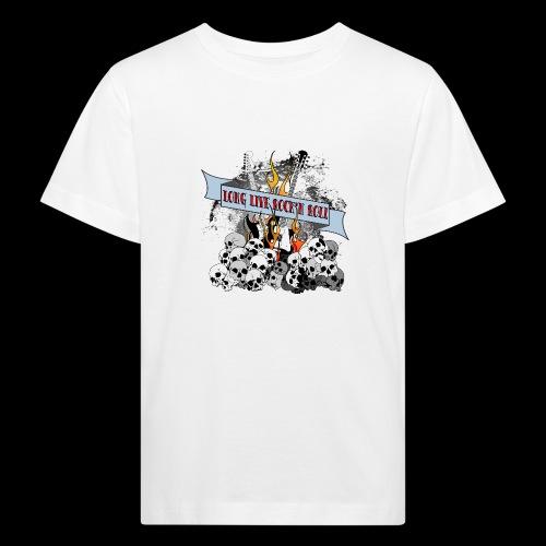 long live - Ekologisk T-shirt barn