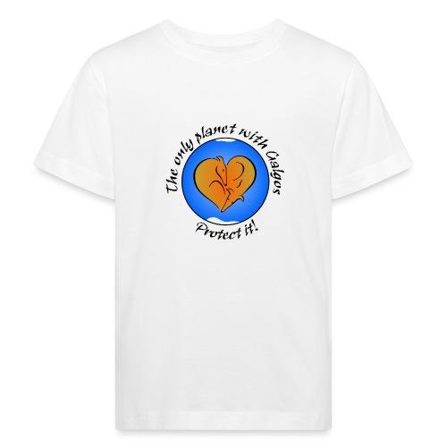 Galgo - Kinder Bio-T-Shirt