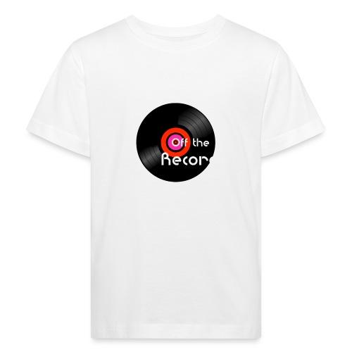 Off the Record - Lasten luonnonmukainen t-paita